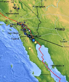USGS CA