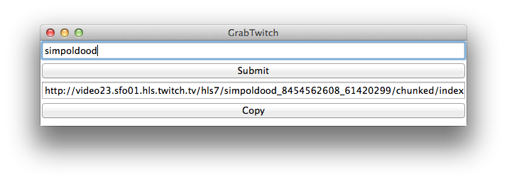 GrabTwitch-Example